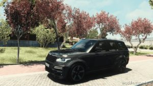 Range Rover Startech 2018 [1.40] for Euro Truck Simulator 2
