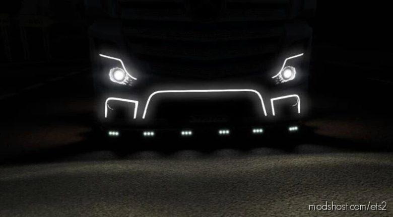 Mercedes Hislari Edition V1.1 [1.40] for Euro Truck Simulator 2