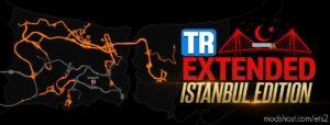 TR Extended Map V1.2.2 [1.40.X] for Euro Truck Simulator 2
