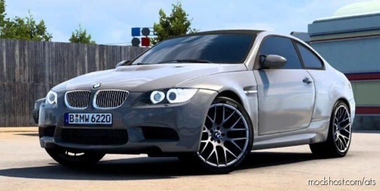 BMW M3 E92 V2.0 [1.40] for American Truck Simulator