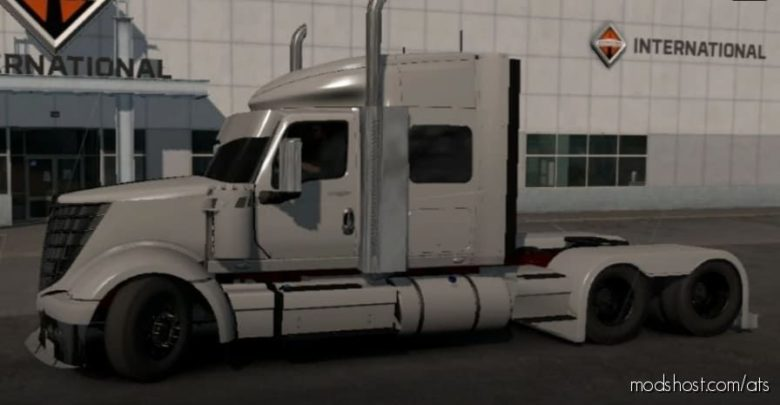 International Lonestar Custom V1.1 [1.40] for American Truck Simulator