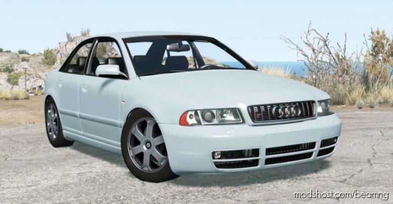 Audi S4 Sedan (B5) 1997 for BeamNG.drive