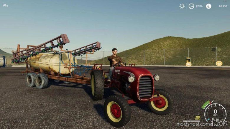 Bucher D4000 V1.0.1 for Farming Simulator 19