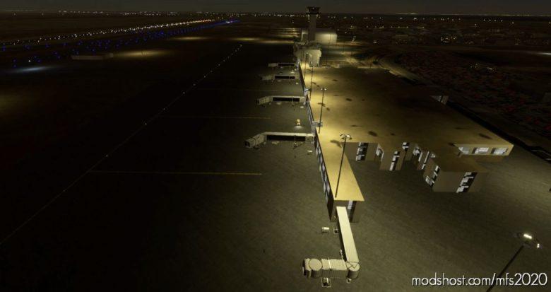 Basrah International Airport (Ormm) for Microsoft Flight Simulator 2020
