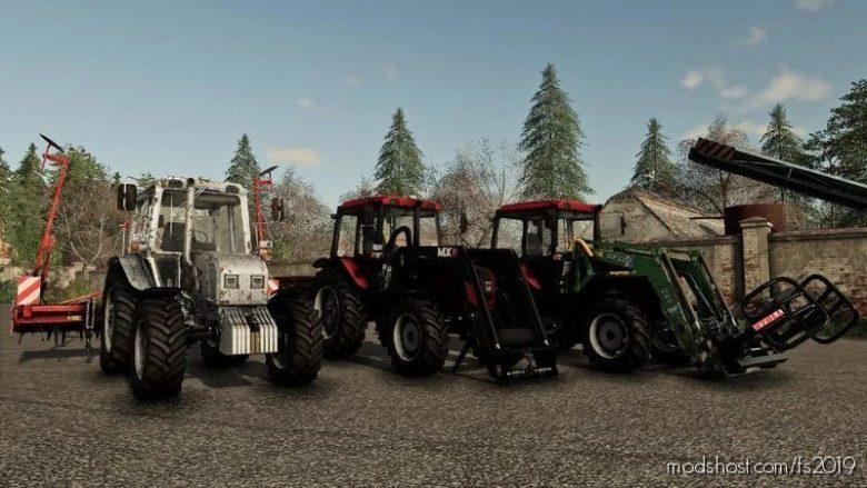 Belarus 952.4 V2.0 for Farming Simulator 19