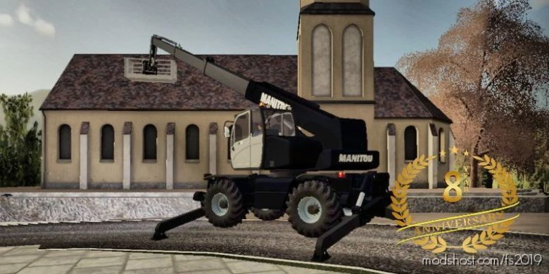 MRT B2150 Aniversary V2.0 for Farming Simulator 19