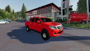 Toyota Hilux 2012 for Farming Simulator 19