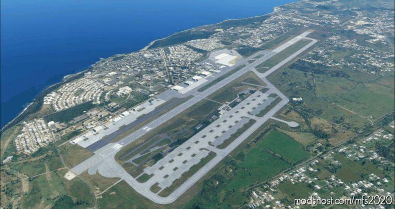 Caribbean Island Hopping With The Goose Bush Trip V0.9.0 for Microsoft Flight Simulator 2020