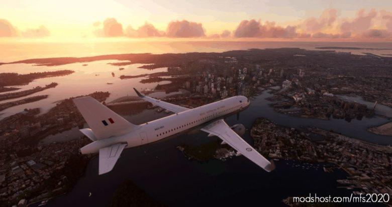 Royal Australian AIR Force (Raaf) A32NX Livery for Microsoft Flight Simulator 2020