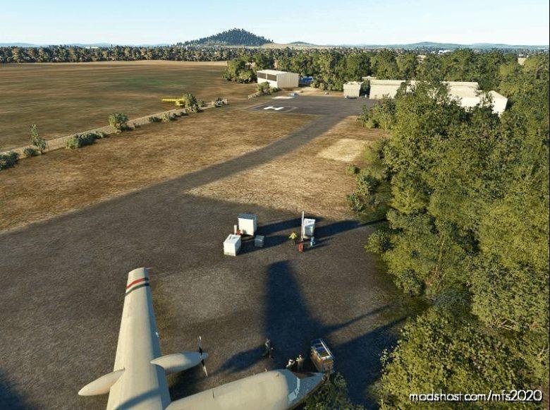 Flugplatz Görlitz – Edbx V1.1 for Microsoft Flight Simulator 2020