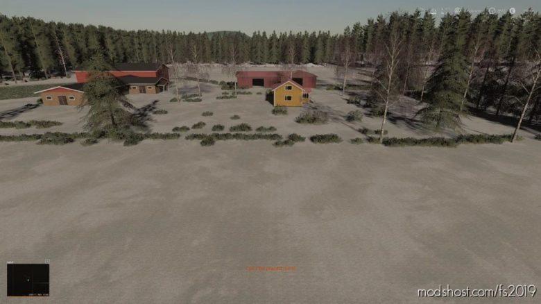 Maalaiskyla Finland Map V2.0 for Farming Simulator 19