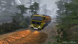 Southern Region Map HOT FIX V10.1 for Euro Truck Simulator 2