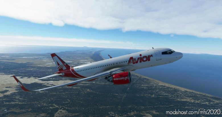 Avior Airlines 8K for Microsoft Flight Simulator 2020