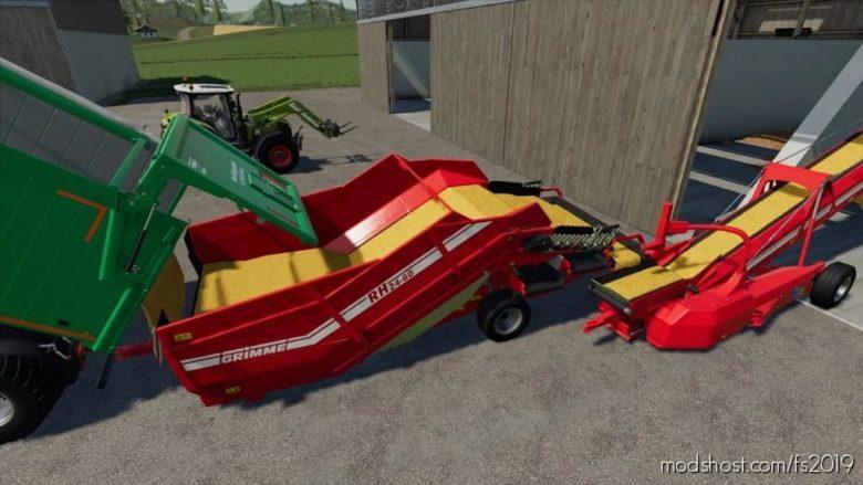 Grimme Conveyor Belt Technology for Farming Simulator 19