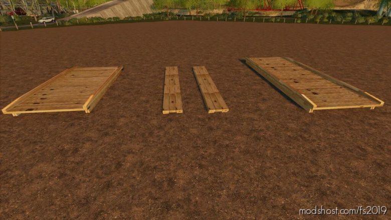 Bridge Pack for Farming Simulator 19