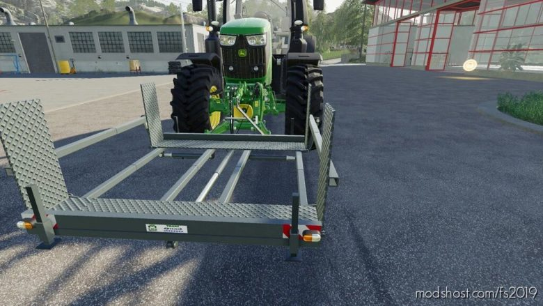 Quad Transport for Farming Simulator 19