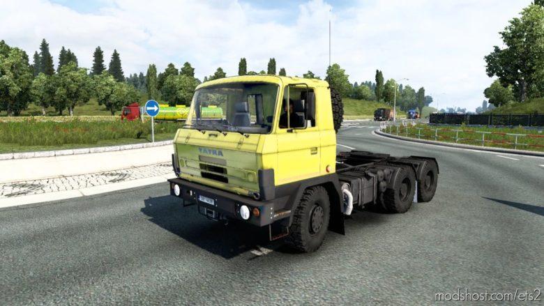 Tatra 815 1983 V1.1 [1.40] for Euro Truck Simulator 2