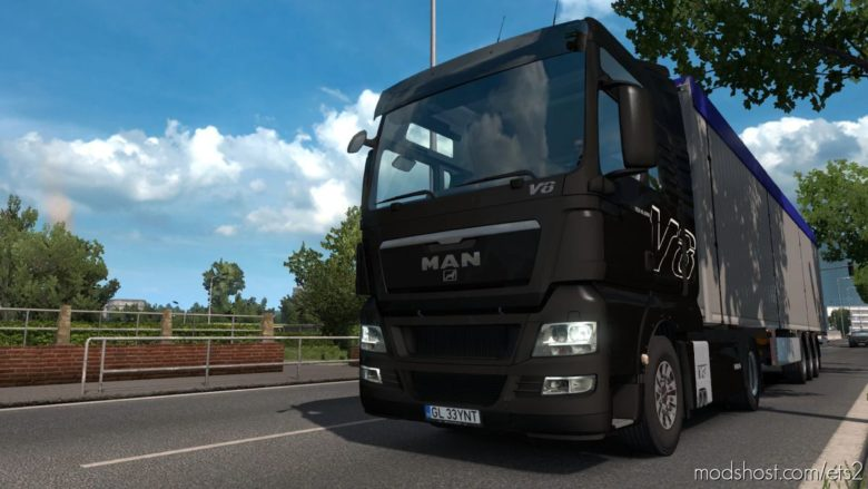 MAN TGX FIX [1.40] for Euro Truck Simulator 2