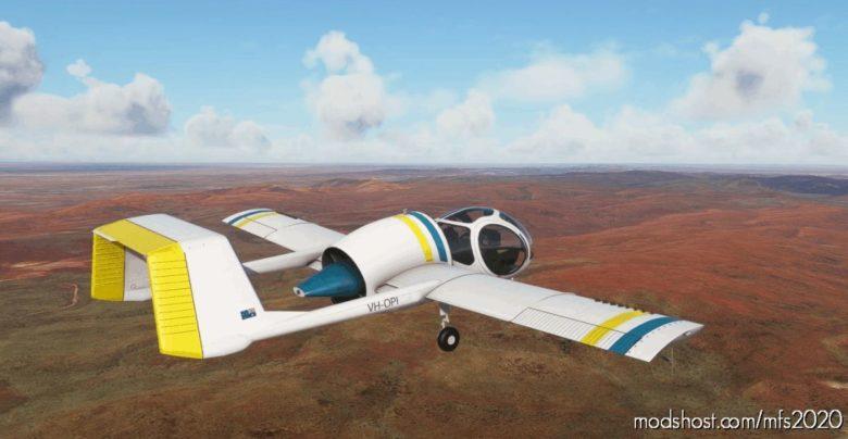 Edgley Optica Vh-Opi for Microsoft Flight Simulator 2020
