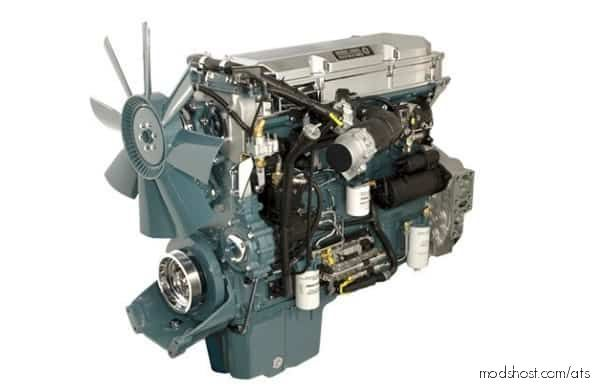Detroit Diesel 60 Series Engines Pack V1.1 [1.39 – 1.40] for American Truck Simulator