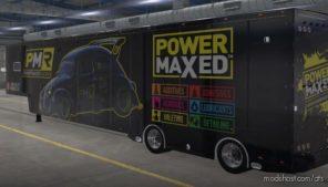 Featherlite Trailer 4K Skins for American Truck Simulator