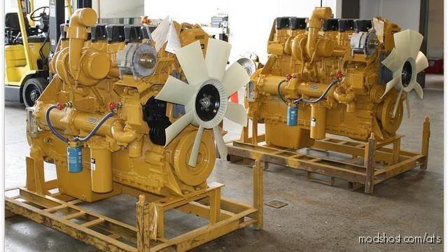 CAT C15 6NZ Engines [1.40] for American Truck Simulator