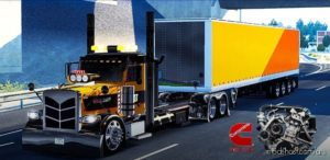NEW N14 Cummins Lope Idle Pack V1.6 [1.39 – 1.40] for American Truck Simulator