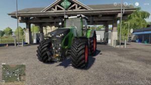 Fendt Vario 900 DER Generation 6 V1.0.0.1 for Farming Simulator 19