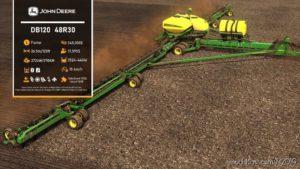 John Deere DB120 for Farming Simulator 19