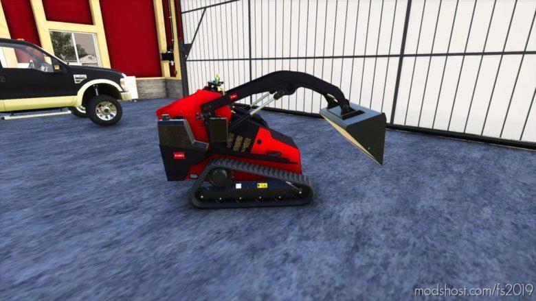Toro Dingo V1.1 for Farming Simulator 19