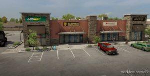 Real Companies, Shops & Billboards V2.2.22 for American Truck Simulator