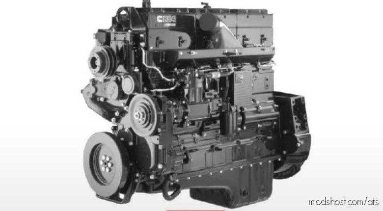 Cummins N14 Celect Plus Engines Pack V1.1 for American Truck Simulator