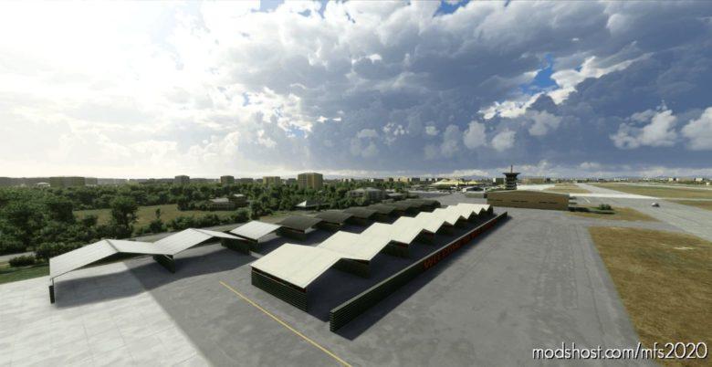 Vtcc Chiang MAI Intl Airport Thailand Enhancement V1.2 for Microsoft Flight Simulator 2020