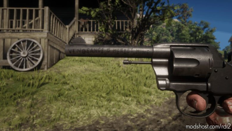 Vengeance IS Hereby Mine ON Regular DA for Red Dead Redemption 2