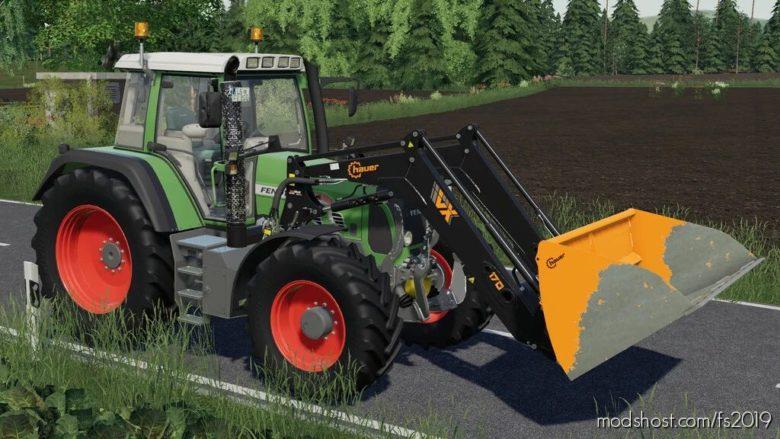 Hauer VX Pack for Farming Simulator 19