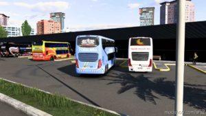 Argentina Map Mod Map Ceibo V1.7 for Euro Truck Simulator 2