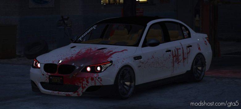 BMW M5 E60 Hamann V2.0 for Grand Theft Auto V