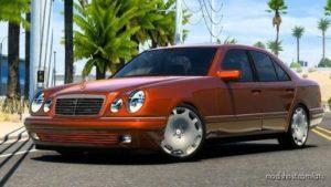Mercedes-Benz W210 E-Class V2 [1.40] for American Truck Simulator