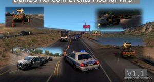 Daniels Random Events V1.1 [1.40] for American Truck Simulator