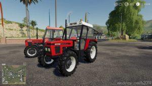 Zetor 7340 Turbo for Farming Simulator 19
