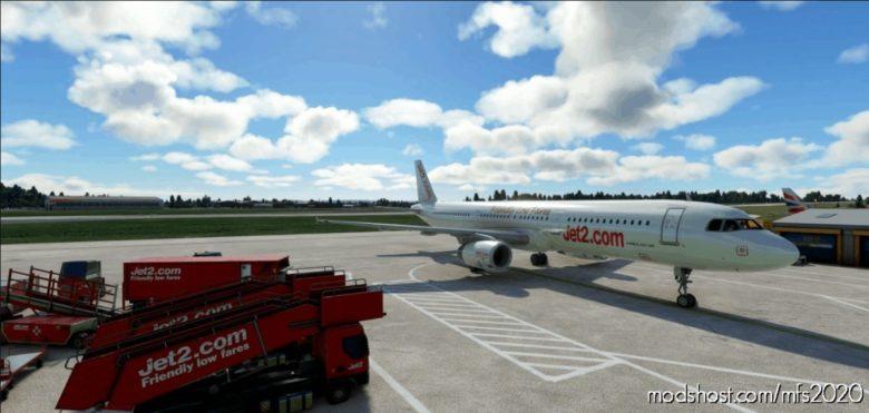 JET2 (Lease) | PMP A321 for Microsoft Flight Simulator 2020