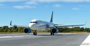 Airbus A320Neo AIR 2000 (Starfish) – 8K for Microsoft Flight Simulator 2020