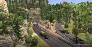Reforma Map V2.1.5 for American Truck Simulator