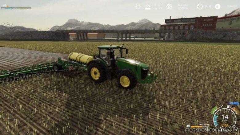 JD Plow & Lime for Farming Simulator 19