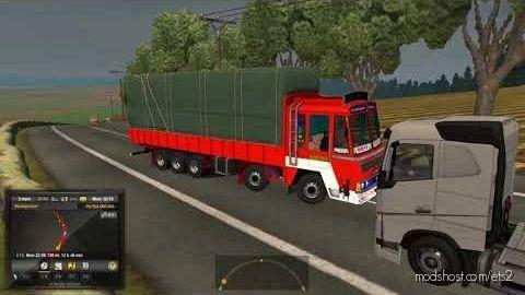 TN Lorry V2 By Sbti for Euro Truck Simulator 2