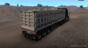 Benson Dump Trailer V1.1 [1.40.X] for American Truck Simulator