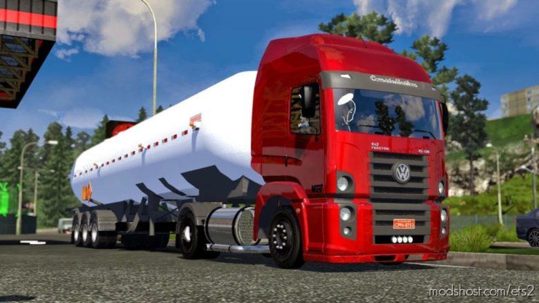 VW Constellation V7.0 for Euro Truck Simulator 2