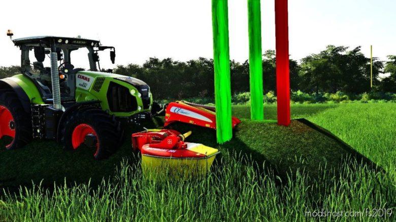 Poettinger Crazy Mower for Farming Simulator 19