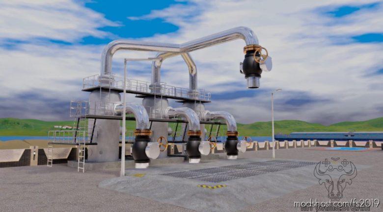 Huge Underground Silo for Farming Simulator 19