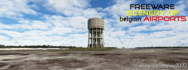 Eble: Leopoldsburg Beverlo, Belgium for Microsoft Flight Simulator 2020